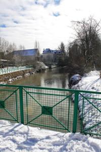 Ambiance - île des Prévosts - hiver 2013